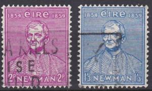 Ireland 153-154 used (1954)