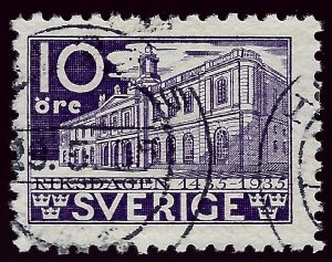 Sweden SC#240 Used F-VF....Bidding Bargain!!