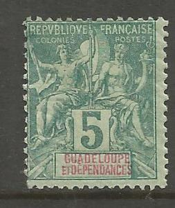 GUADELOUPE, 31, HR, COLONIES