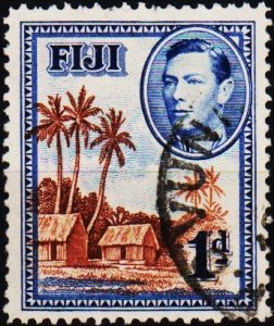 Fiji. 1938 1d S.G.250 Fine Used