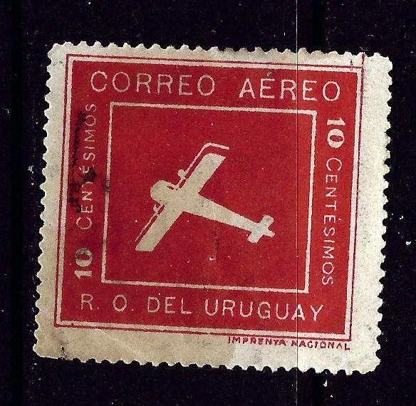 Uruguay C5 Used 1924 issue