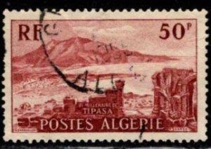 Algeria - #263 View of Tipasa - Used