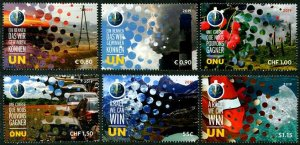 HERRICKSTAMP NEW ISSUES UNITED NATIONS Climate Change