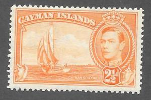 CAYMAN ISLANDS Scott #114 Mint 2013 CV $3.50
