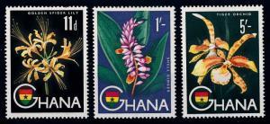 [66194] Ghana 1959 Flora Flowers Blumen From Set MLH