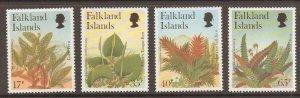 FALKLAND ISLANDS SG780/3 1997 FERNS  MNH