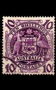 AUSTRALIEN AUSTRALIA [1948] MiNr 0188 ( O/used )