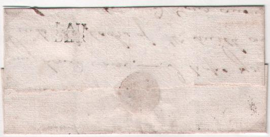 Scotland 1783 E With 2 Line LAU-/DER On Rever...