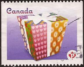 Canada - Scott# (050 - used booklet single) 2435i (2011) ...