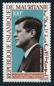 Mauritania C40,MNH.Michel 241. President John F.Kennedy, 1917-1963. 1964.