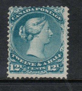 Canada #28 Mint Fine Unused (No Gum) **With Certificate**