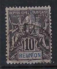 FRANCE REUNION 39 VFU Z1774