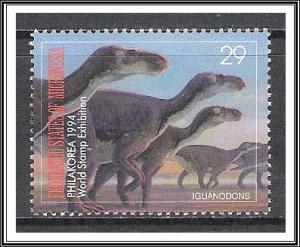 Micronesia #199a Dinosaurs MNH