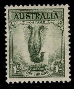 AUSTRALIA GVI SG174, 1s grey-green, M MINT. Cat £50.