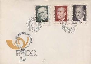 Liechtenstein, First Day Cover