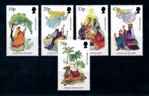 [72076] Falkland Islands 2000 Christmas  MNH