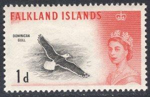 FALKLAND ISLANDS SCOTT 129