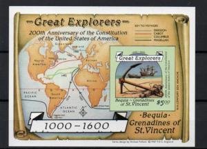 St. Vincent Grenadines - Bequia 259 MNH .