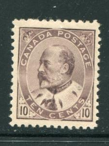 Canada #93  Mint  F-VF  LSP93d