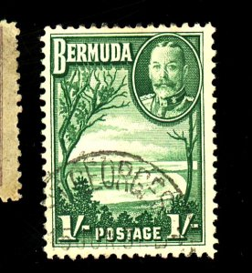 Bermuda #113 Used FVF Cat$11