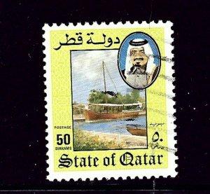 Qatar 653 Used 1984 Boat