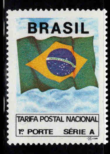 Brazil Scott 2320 MNH** Flag stamp