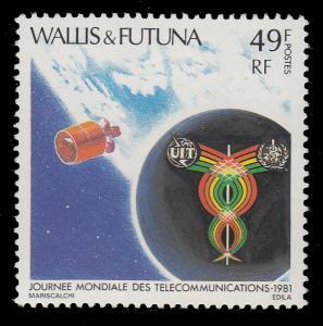Wallis & Futuna Islands 262 MNH