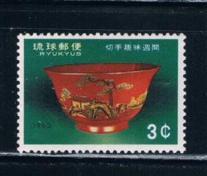 Ryukyu Islands 112 VLH Bowl (R0067)