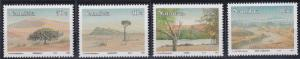 Namibia 734-737 MNH (1993)