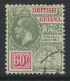 British Guiana SG 267 Fine Used  (Sc# 186 see details)