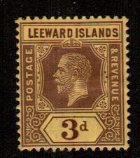 Leeward Islands #51  Mint  Scott $4.00