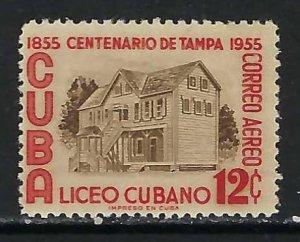 CUBA C119 MNH TONING Z6577