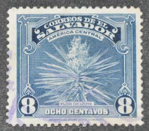 DYNAMITE Stamps: El Salvador Scott #578 – USED