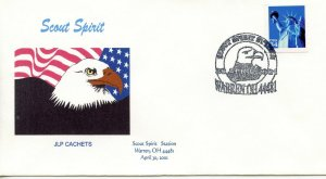SCOUT CANCEL - SCOUT SPIRIT STATION  2001  SC710