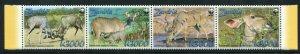 Zambia Sc 1103 WWF Kudu CV $7.25