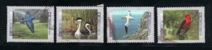 Canada #1631-34    -2    used VF 1997  PD
