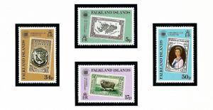 Falkland Is 371-74 MNH 1983 set