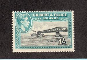 Gilbert & Ellice Islands - SG# 51 MH   /   Lot 1018282