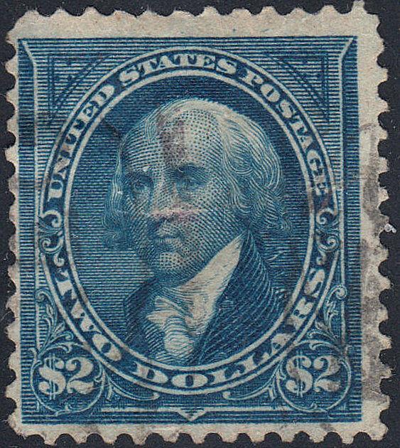 U.S. 277 Used F (12819)