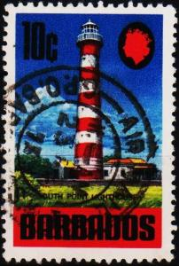 Barbados. 1970 10c S.G.406a Fine Used