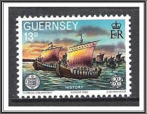 Guernsey #241 Europa MNH