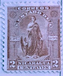 Nicaragua  # 139 Mint Hinged og