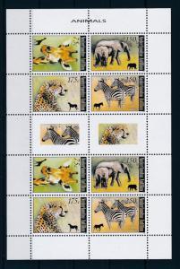 [NAV1854] Netherlands Antilles Antillen 2008 Wild Life  Miniature Sheet MNH