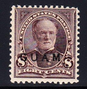 US Guam #7 Fine OG Scarce stamp!