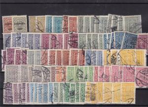 austria stamps ref 11799