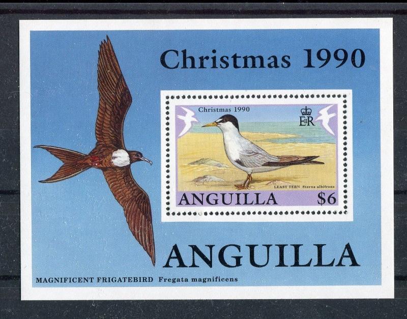 Anguilla 772, MNH, Birds, 1988.  x29023