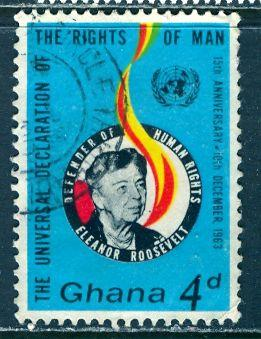 Ghana; 1963: Sc. # 161: O/Used Single Stamp