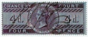 (I.B) QV Revenue : Chancery Court 4d (1857)