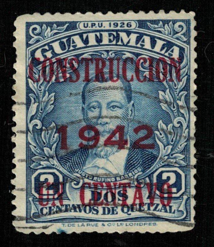 Guatemala, (4097-T)