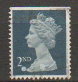 GB Machin  SG 1515 ( E value ) perf 14 x 14 from booklet Litho Walsall